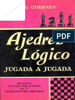 Ajedrez Lógico, jugada a jugada - Irving Chernev.pdf