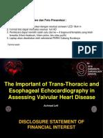 2. Dr. Lefi - Valvular Heart Disease SCU9