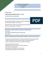 01 -Programa e Critérios de Avaliação