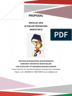 Cover Proposal Sekolah Jiwa Angkatan III