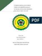 Peran Tokoh Nasional Dan Daerah