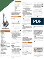 Manual Do Ph Pro 01 1014 DI (PH ORP Temp)