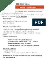 Edital_ Jovem Aprendiz_Vila Guilherme