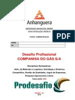 Desafio Profissional Companhia Do Gas