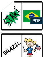 Countries Nationalities Domino