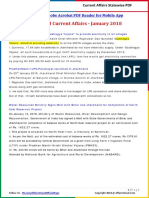 Jharkhand Current Affairs 2018 by AffairsCloud.pdf