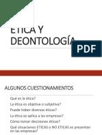 Ética y Deontología (2)