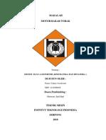 Sistem Daya(Geometris Kinematika Dan Dinamika) Mbt
