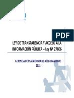 4 Ley Acceso Informacion