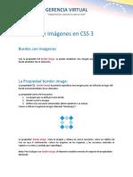 2 Bordes Con Imagenes en CSS