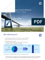 Supply Chain Finance Coming of Age