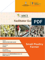 Small Poultry Farmer