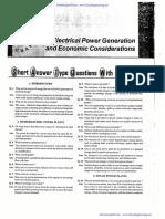 Electrical Power Generation J b Gupta