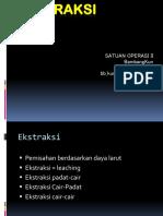 EKSTRAKSI 2