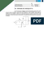 Gabarito Avaliação M1.2 Eletrônica de Potência 1
