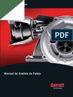 Manual de análisis de fallas turbo garret