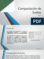 5. Compactación Suelos - Curso Pavimentos