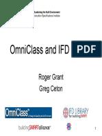 Csi Omniclass-Ifd 2008