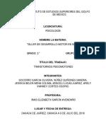 TRASTORNO-PSICOMOTORES