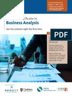360304898 Business Analysis Techniques PDF