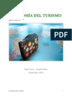 Cuentas satelites del turismo