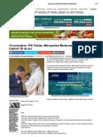 19 Octombrie_ ÎPS Teofan, Mitropolitul Moldovei Și Bucovinei, A Împlinit 59 de Ani _ ActiveNews