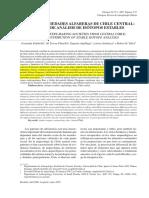 Dieta e isótopos. (Falabella et al)