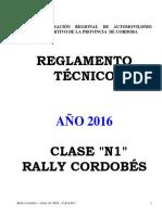 TECN.RALLY-N1-20164