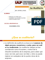 GRUPO N° 10 (AUDITORIA)