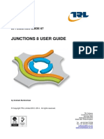 Junctions 8 User Guide