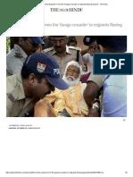 From the 'Ganga Crusader' to Migrants Fleeing Gujarat