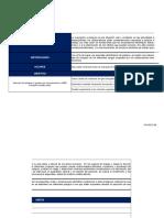Matriz de Peligros Igen Actualizado - Act.1