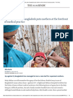 Against the Odds, Bangladesh Puts Mothers at the Forefront of Medical Practice.pdf
