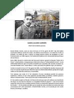 Daniel Alcides Carrión Resumen