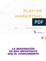 Semana 9. Plan de Marketing.