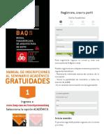 Manual par ainscripcion gratuidades BAQ 2018