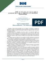 Orden PRE_1576_2002 Procedimiento Para El Pago de Obligaciones AGE