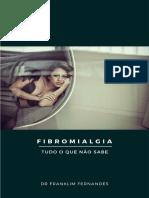 eBook Fibromialgia Tudo o Que Não Sabe