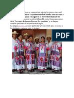 Grupos etnias