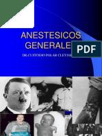 CLASE Anestesicos GRAL