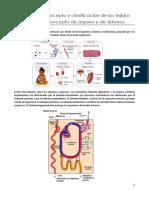TEMA 1 de biología celular 2, grado de enfermería