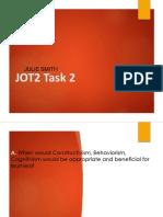 jot2 task 2 julie smith