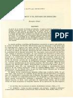 Renato Cristi - Hayek, Schmitt y El Estado de Derecho