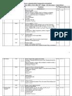 Planificare Calendaristica Integrata Orientativa Clasa Pregatitoare (1)