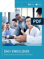 ISO 19011 Report