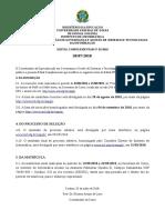 Edital Complementar Prorrogacao Espgti2018 0