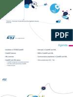 STM32Cube MX HAL MOOC Presentation 16 9