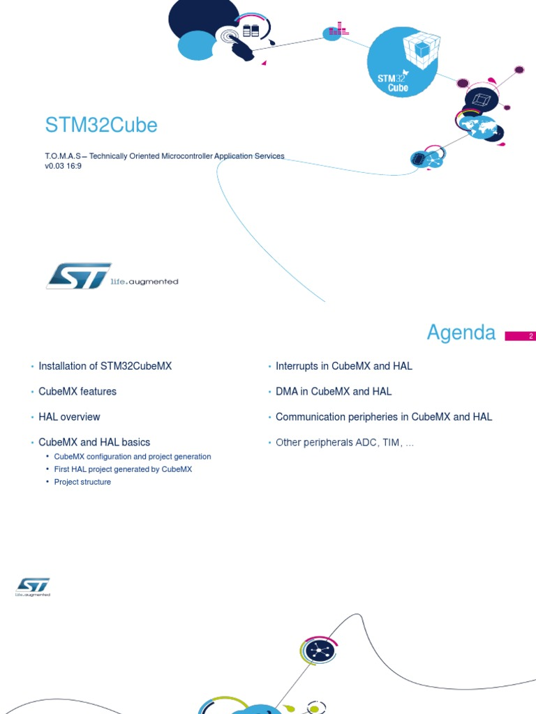 STM32Cube MX HAL MOOC Presentation 16 9 | C (Programming Language