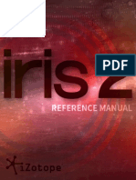 Iris 2 Help Documentation