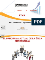 Semana 07_c_el Panorama Actual de La Ética Empresarial